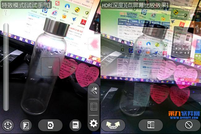 Camera360怎样拍出双重曝光?2