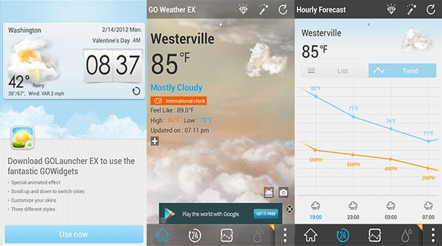 九款海外精美安卓手机天气应用8