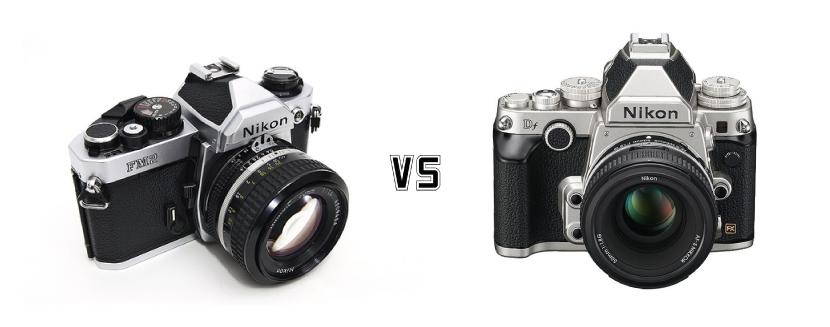 用買Nikon Df的錢拿來拍FM2可以拍多久1
