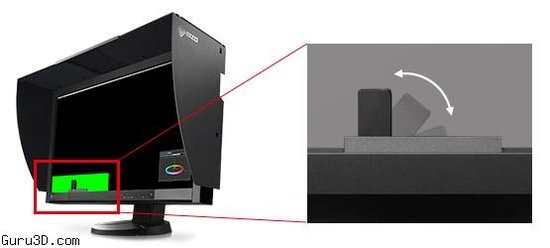 Ezio推出專業圖形顯示器CG2771