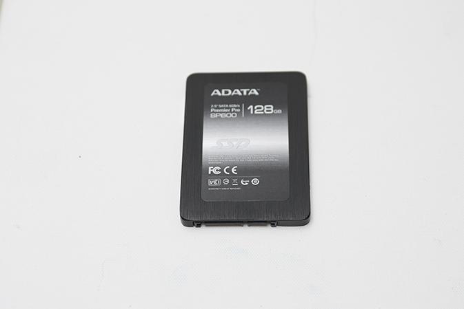 威刚Premier Pro SP600 SSD卡评测2