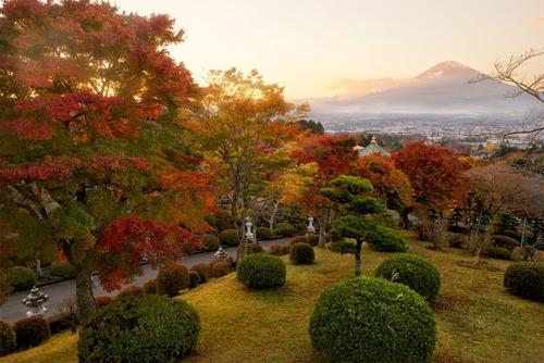 行走在日本 摄影师小述教你独特视角拍旅行20