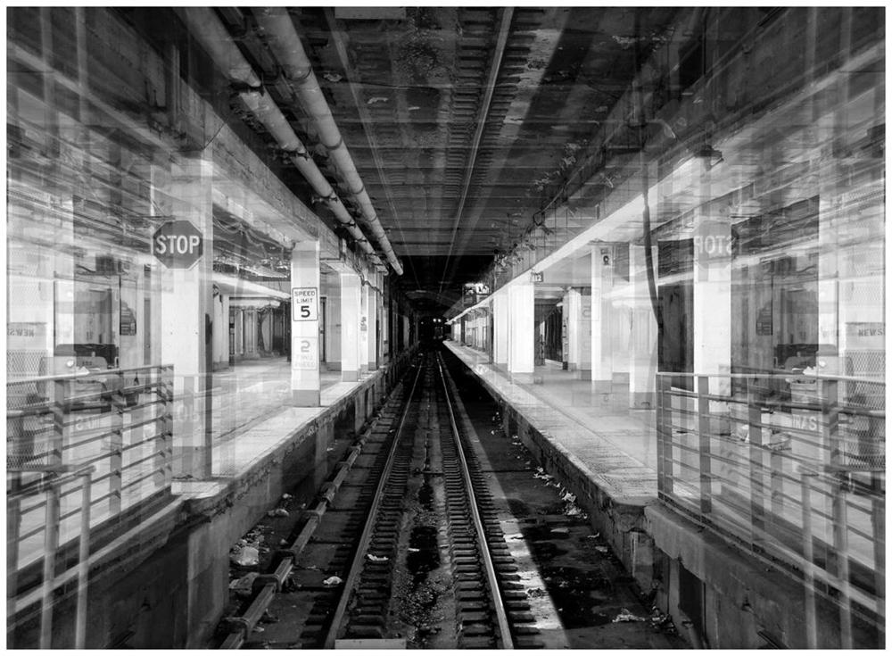 地铁拍摄技巧7