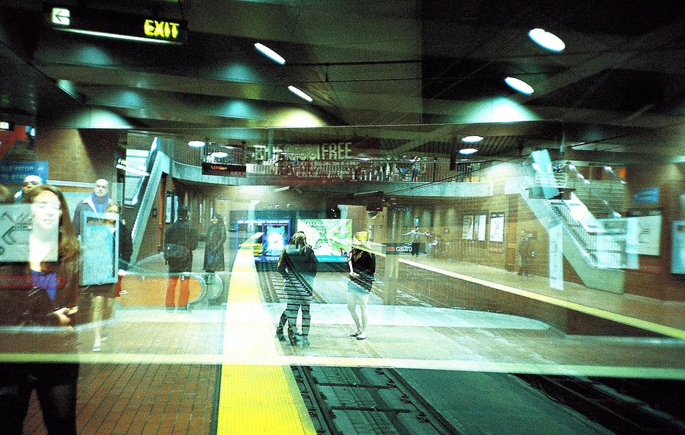 地铁拍摄技巧3