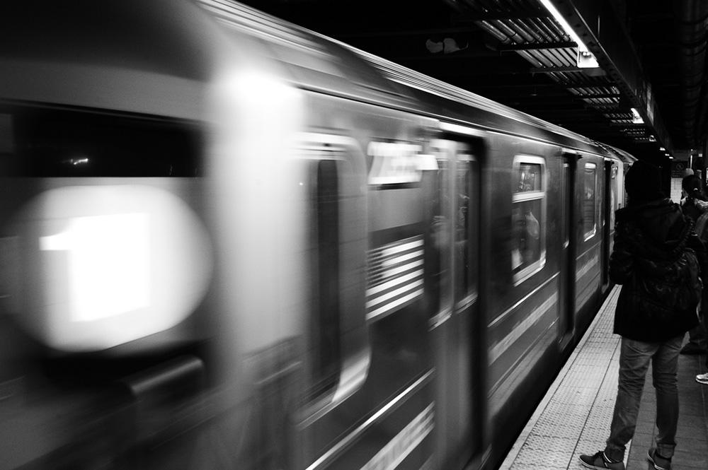 地铁拍摄技巧5