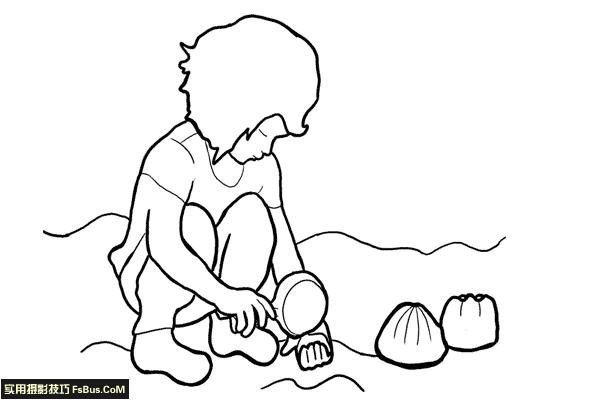 16种儿童写真经典构图与POSE14