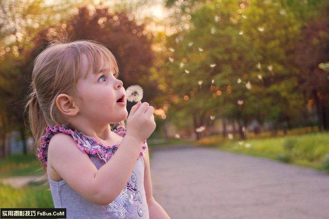 16种儿童写真经典构图与POSE1