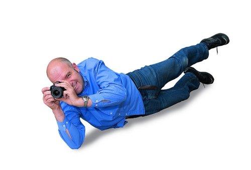 怎样才是正确的摄影拍摄姿势4