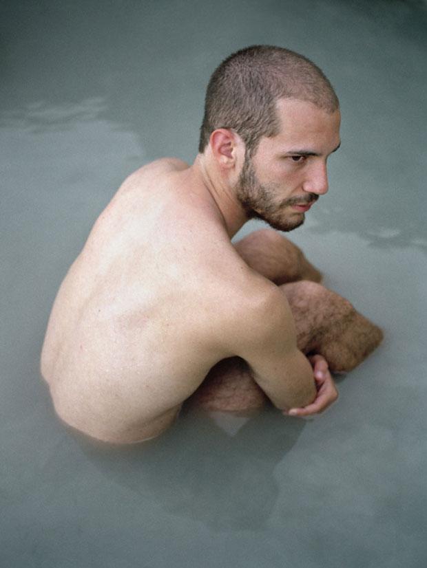 創意攝影:男性陰柔的一面10