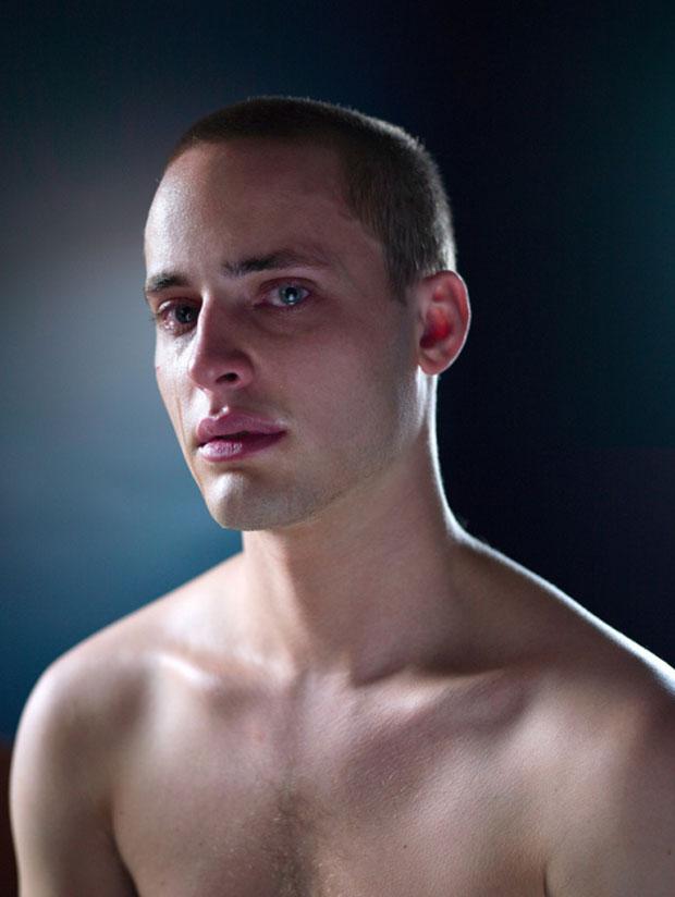 創意攝影:男性陰柔的一面8