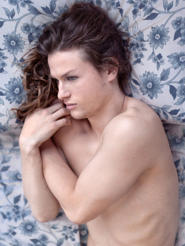 创意摄影:男性阴柔的一面7