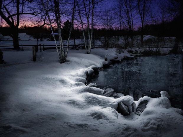 作品赏析:用LED拍摄独特夜景照片10
