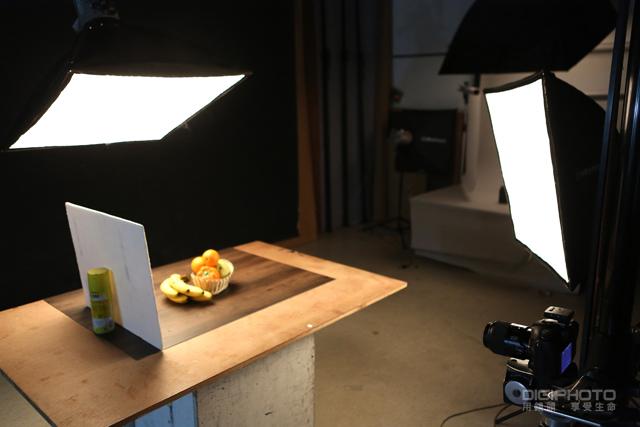 【商业摄影技巧】镜头与光线的相互关系18