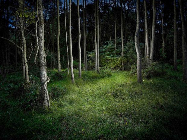 作品赏析:用LED拍摄独特夜景照片5