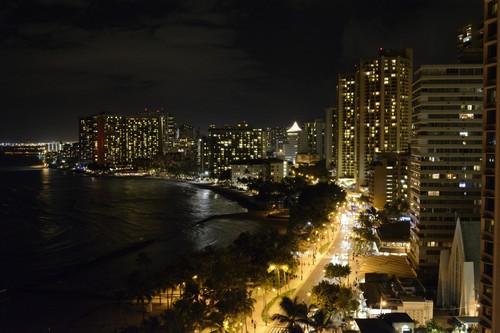 夜景魅力 尼康D5200高感光度原片解析10