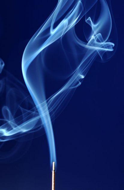 静物摄影教学 拍摄轻烟渺渺2