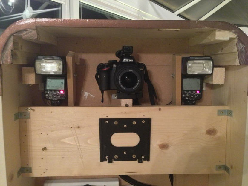DIY巨型 Instagram 相机一台9