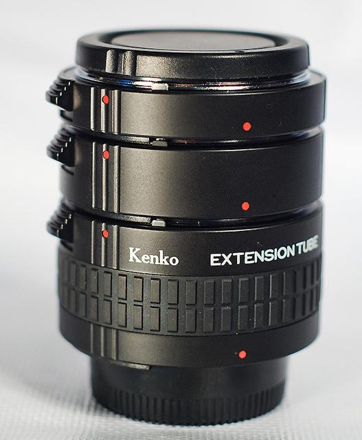 便宜好用的微距摄影器材 近摄环1