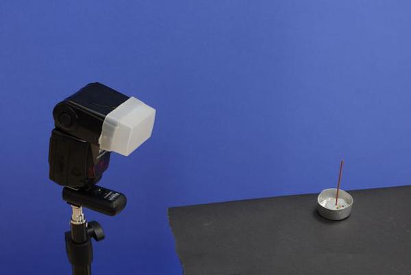 静物摄影教学 拍摄轻烟渺渺6