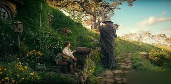 《霍比特人》中的7个摄影要素14
