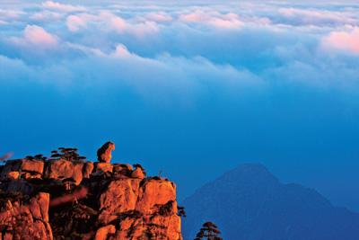 4个小密招教你拍出不一样的山岳6