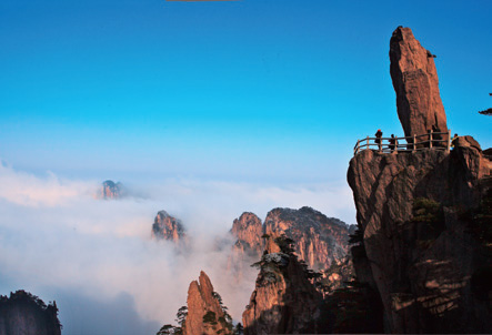 4个小密招教你拍出不一样的山岳2
