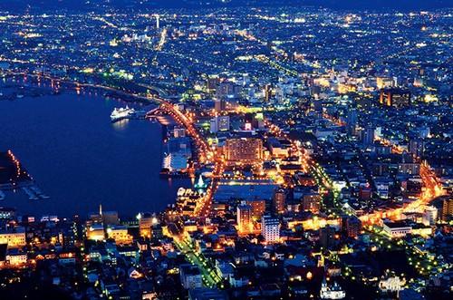 城市夜景拍摄技巧大揭秘1