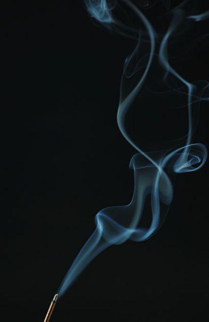 静物摄影教学 拍摄轻烟渺渺7