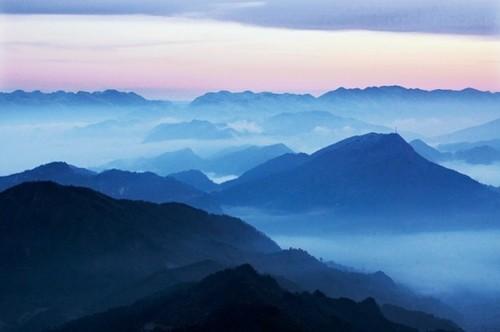3个小窍门打造出壮观的高山云海6