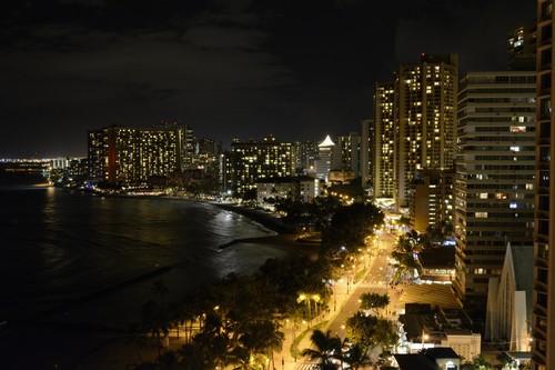 夜景魅力 尼康D5200高感光度原片解析9