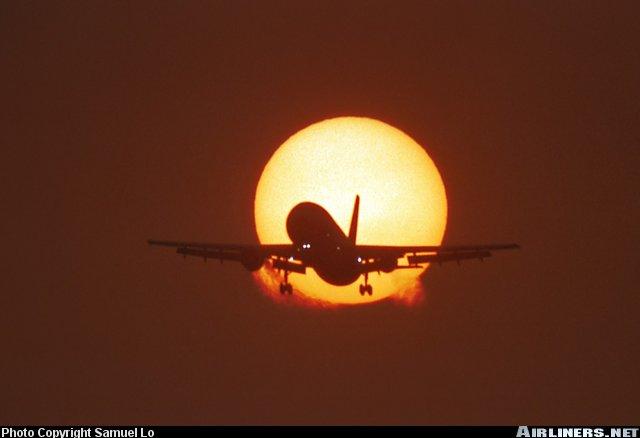 如何拍摄飞机的小贴士4
