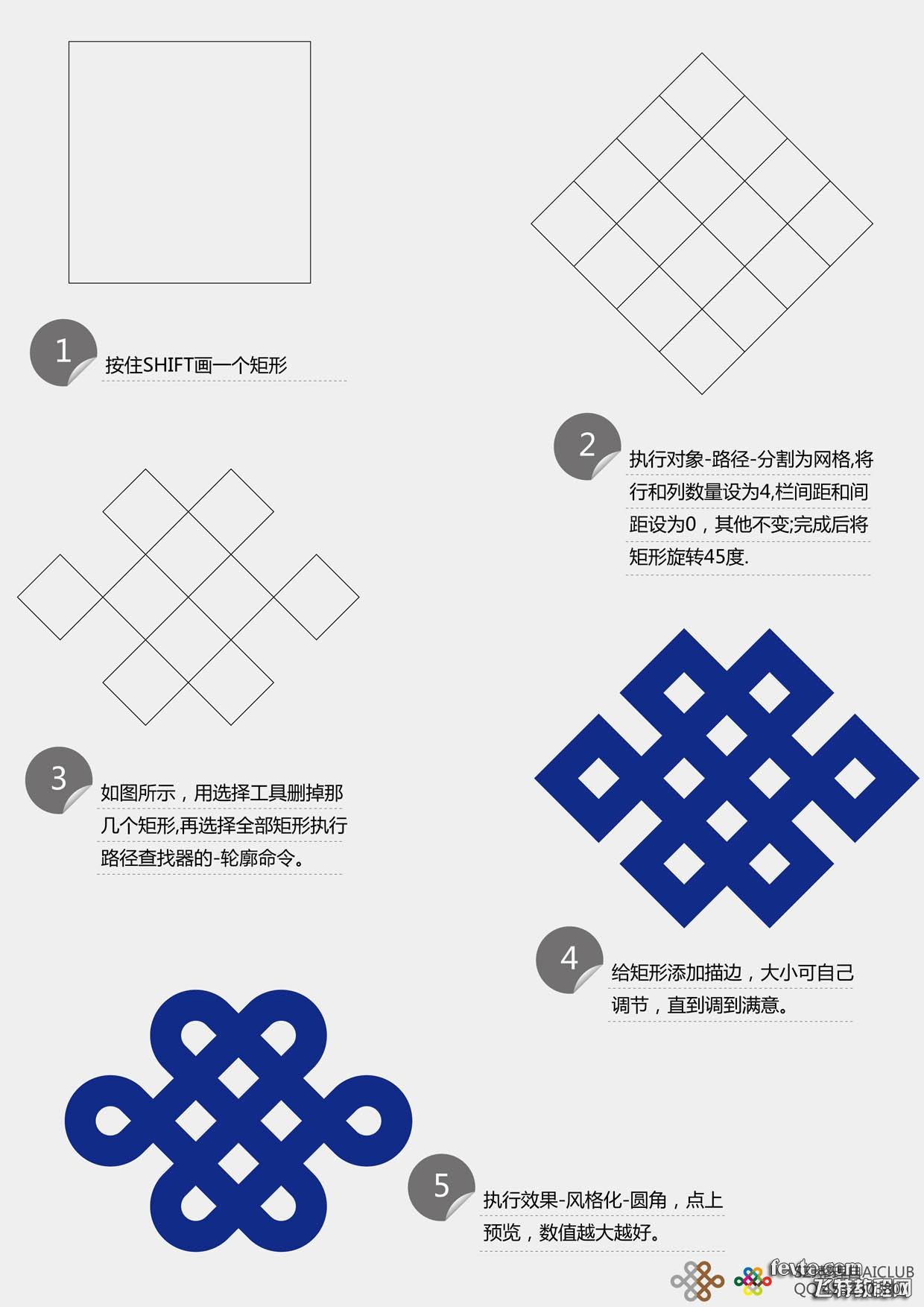 AI总结中国联通标志技巧绘制工程设计规范水土保持图片