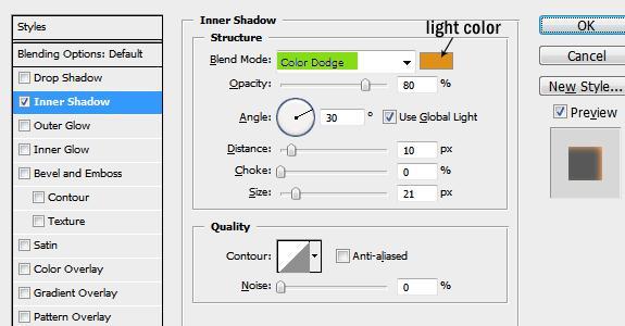 Ps合成技巧之光线和阴影19