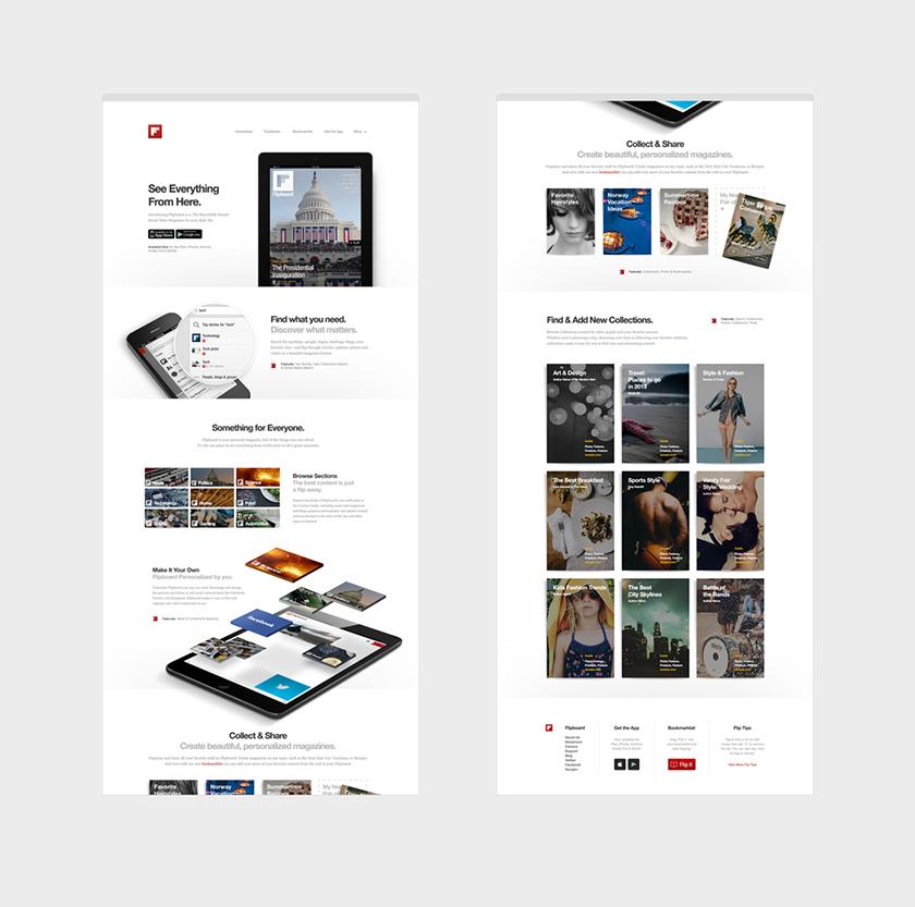 网页设计:INSTRUMENT的作品集21