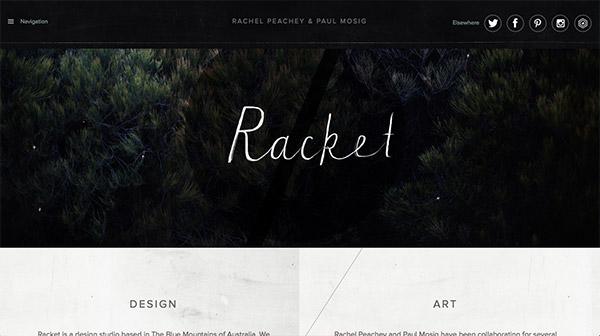 """20个创意迸发的""""大手笔""""字体网站6"""