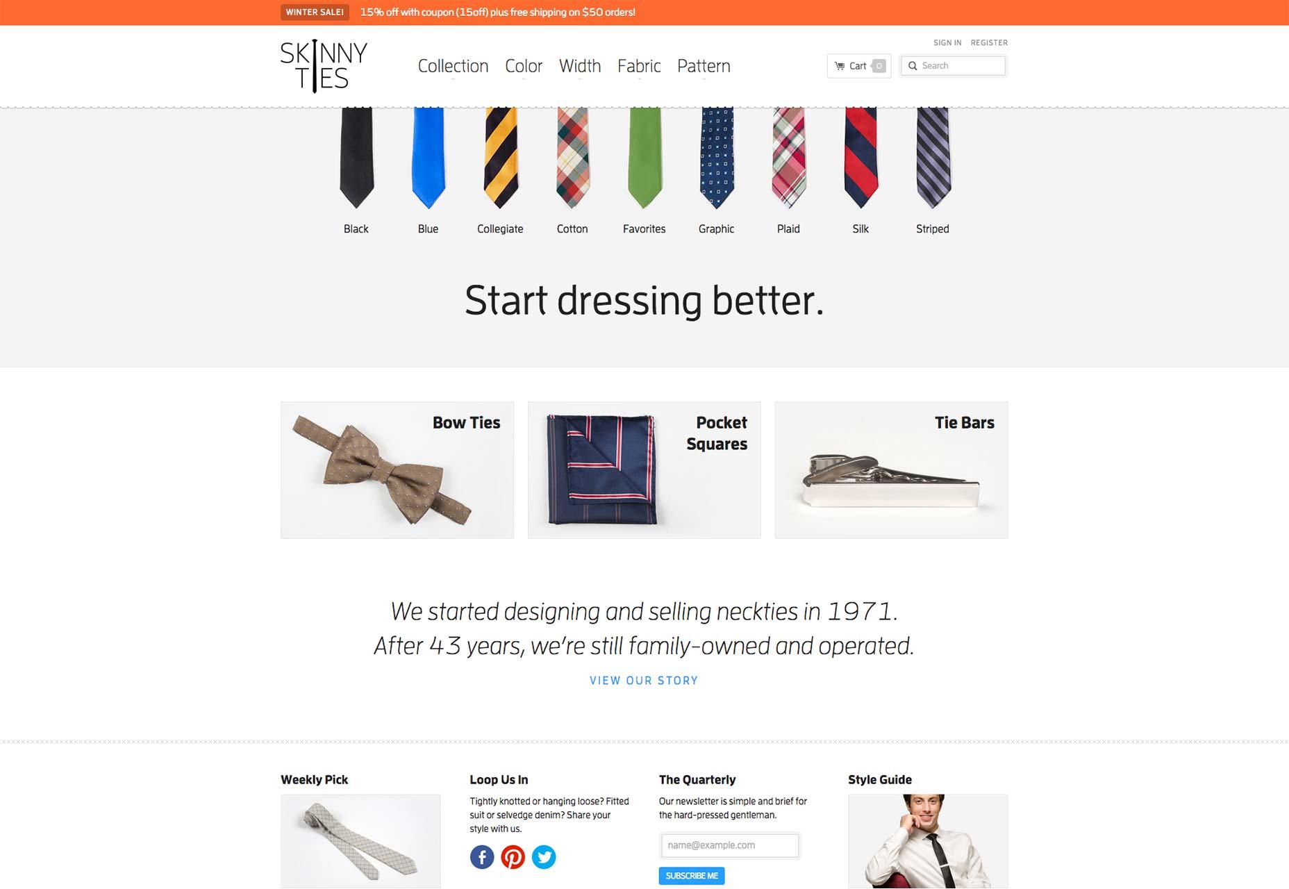 四大设计趋势带你玩转2015年网页设计3