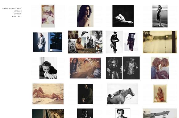 12个最值得收藏的摄影师个人网站12