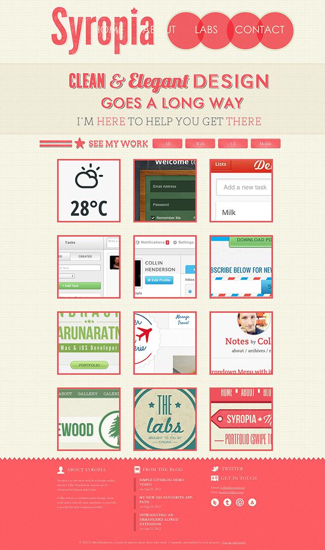 给网页设计新手的10条实用法则10