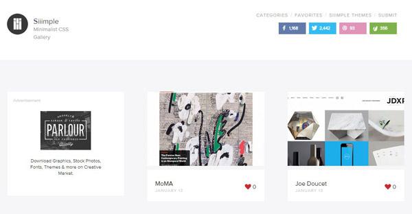 15个创意纷呈的灵感发掘网站3