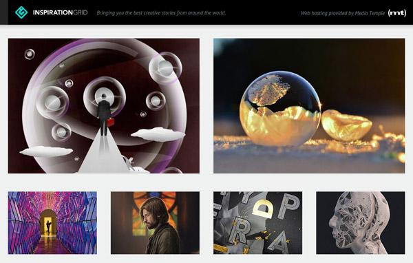 15个创意纷呈的灵感发掘网站11
