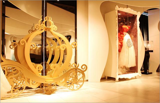 八月照相馆·婚纱造型馆装修案例4