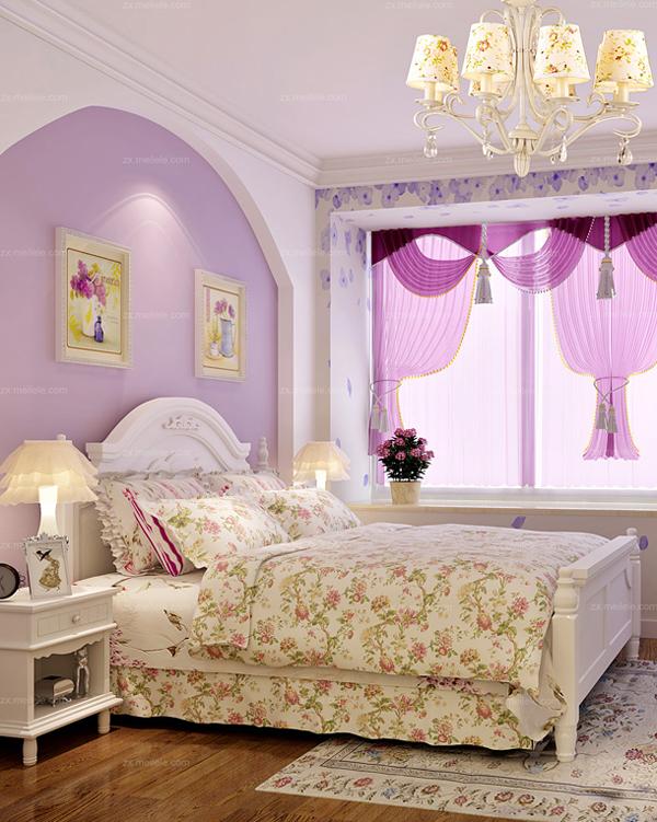 5款居家最新ag客户端下载|官方网站,温馨浪漫的卧室氛围2