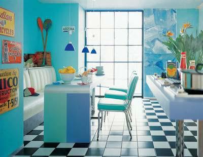 8款多彩厨房设计7