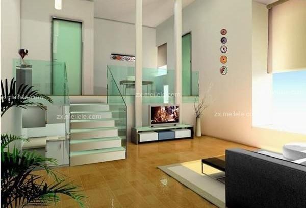 小户型室内楼梯装修3