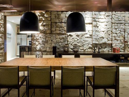 安逸的田园风格餐厅设计2