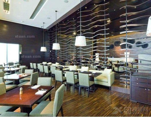 餐厅装修中的人文设计2