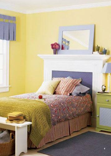 8款创意特色床头设计6