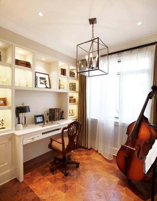 90平米样板房美式空间的品质生活5