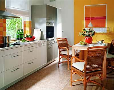 8款多彩厨房设计8