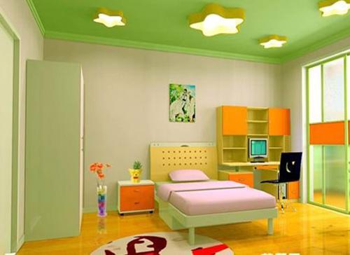 美式风格儿童房,给孩子一个不一样的童年2